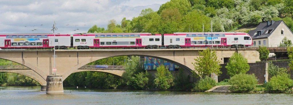 Resa till Luxemburg